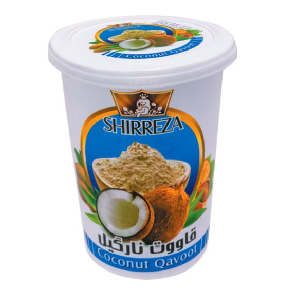 قاووت نارگیلی شیررضا مقدار 250 گرم