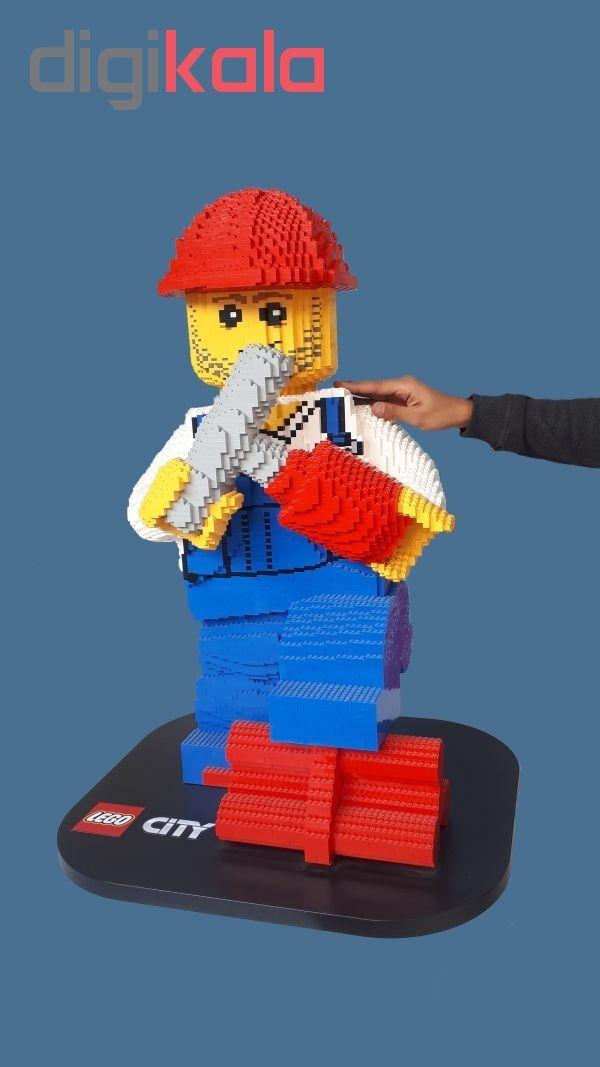 فیگور لگو مدل Dynamite Boy main 1 2