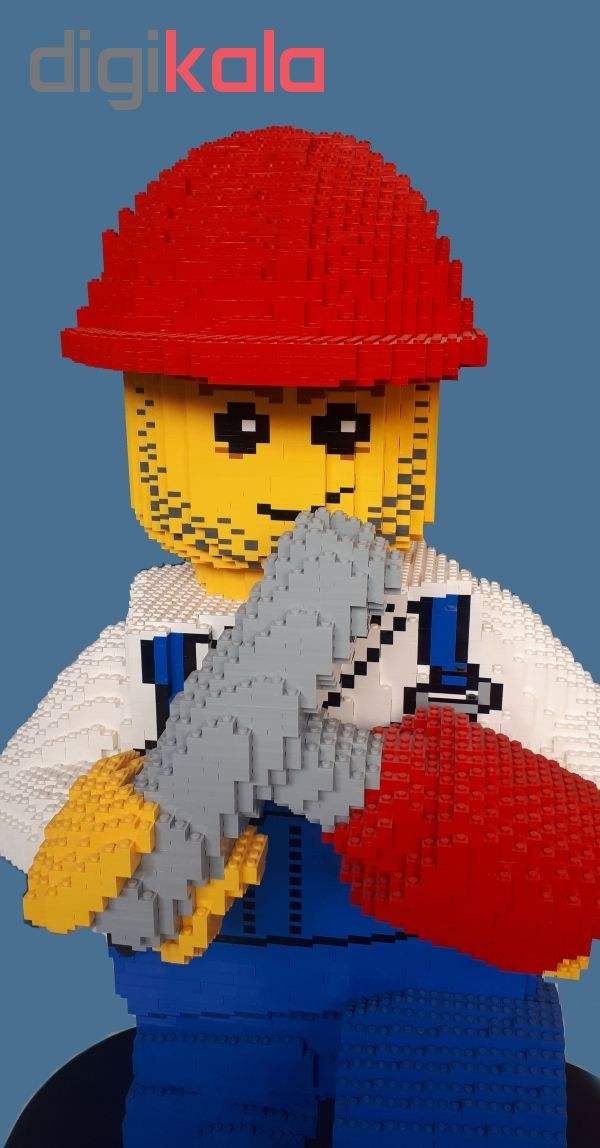 فیگور لگو مدل Dynamite Boy main 1 1