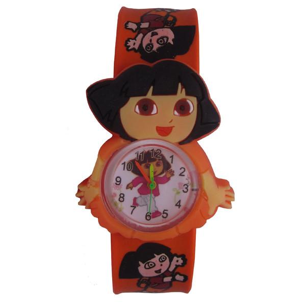ساعت مچی عقربه ای دخترانه مدل cg-03