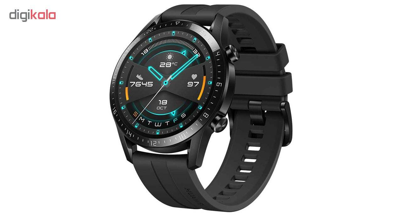 ساعت هوشمند هوآوی مدل WATCH GT 2 LTN-B19 46 mm main 1 1