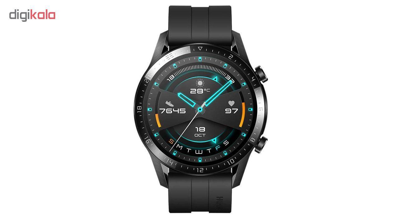 ساعت هوشمند هوآوی مدل WATCH GT 2 LTN-B19 46 mm main 1 2