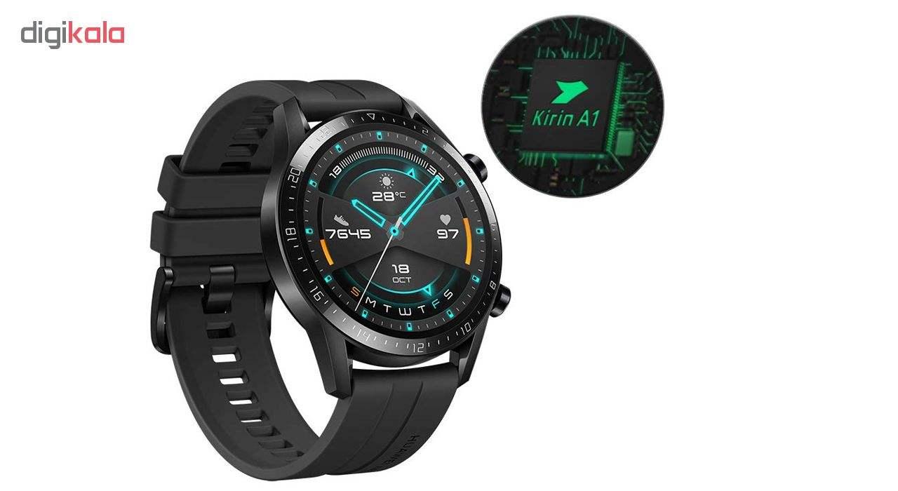 ساعت هوشمند هوآوی مدل WATCH GT 2 LTN-B19 46 mm main 1 6