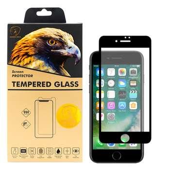 محافظ صفحه نمایش گلدن ایگل مدل DFC-X1 مناسب برای گوشی موبایل اپل iPhone 7