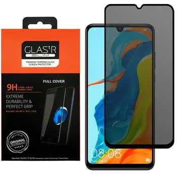 محافظ صفحه نمایش حریم شخصی مدل GLASTR مناسب برای گوشی موبایل هوآوی P30 Lite