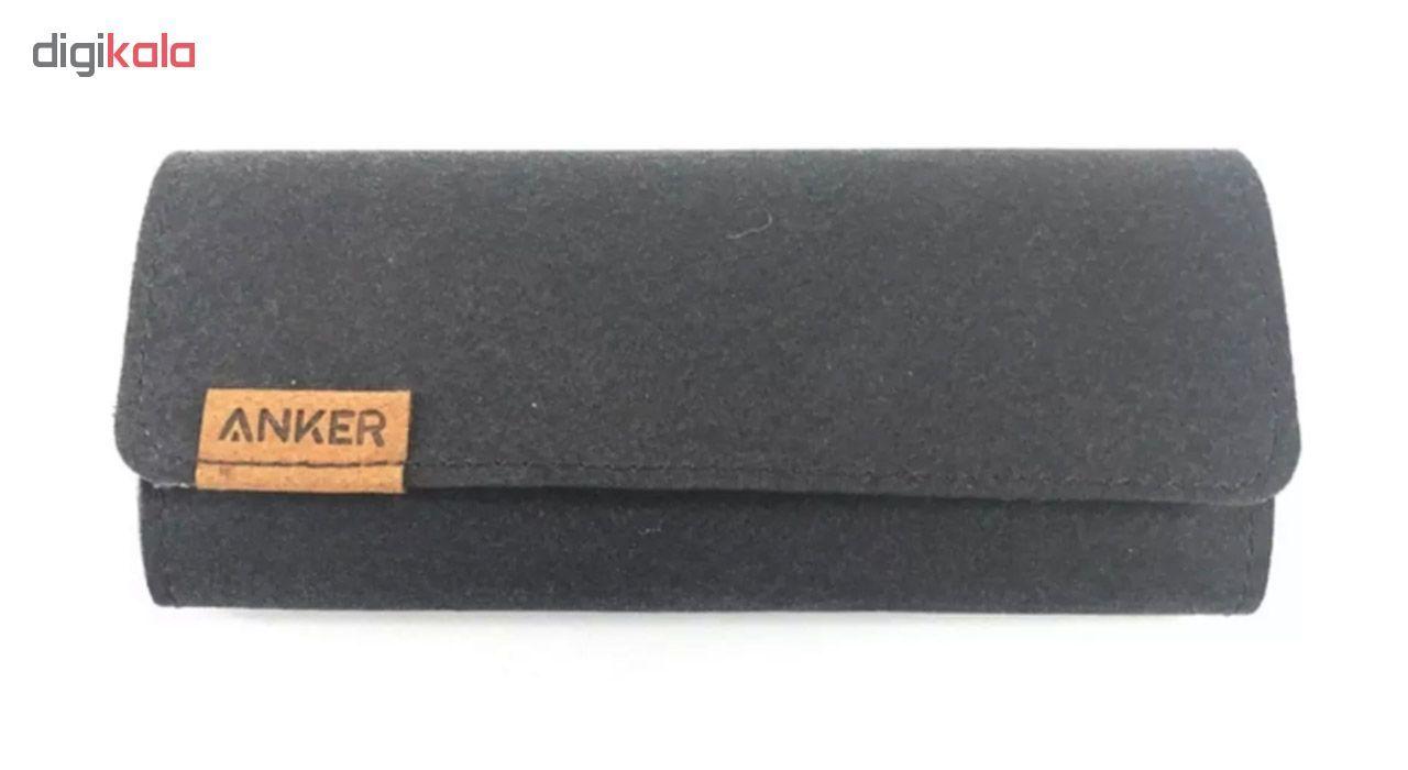 کابل تبدیل USB به لایتنینگ انکر مدل A8122 PowerLine Plus طول 1.8 متر به همراه محفظه نگهدارنده main 1 9