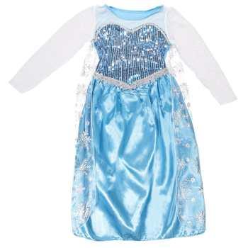 تن پوش فروزن مدل Elsa سایز متوسط سایز M