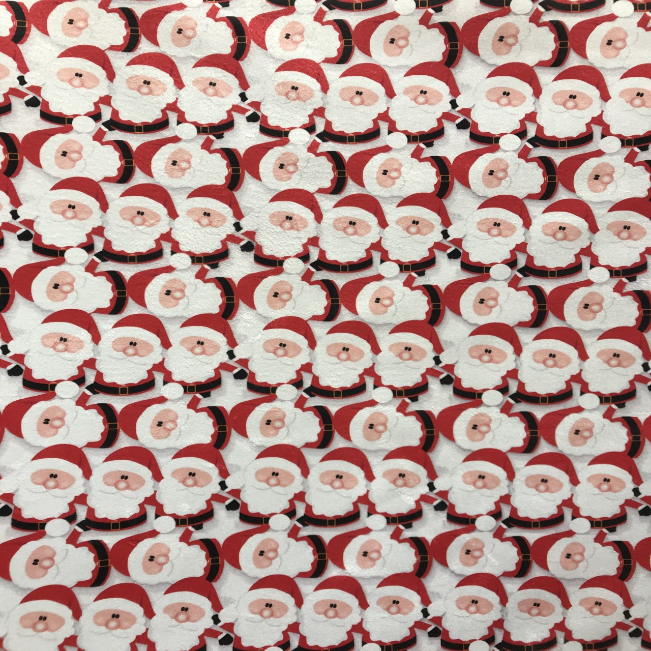 پارچه لباس طرح بابانوئل کد 1130