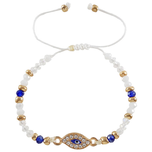 دستبند زنانه طرح چشم کد ASHY