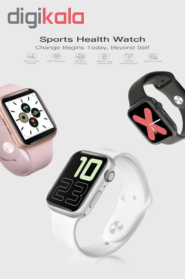 ساعت هوشمند مدل Watch 6 2019 main 1 8