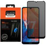 محافظ صفحه نمایش حریم شخصی مدل GLASTR مناسب برای گوشی موبایل هوآوی Y7 2019/Y7 Prime 2019 thumb