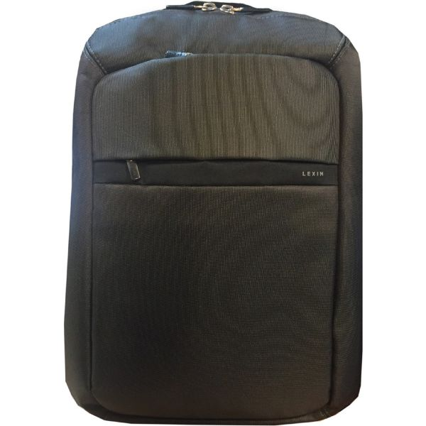 کوله پشتی لپ تاپ لکسین مدل LX116CBK مناسب برای لپ تاپ های تا 16.4 اینچی