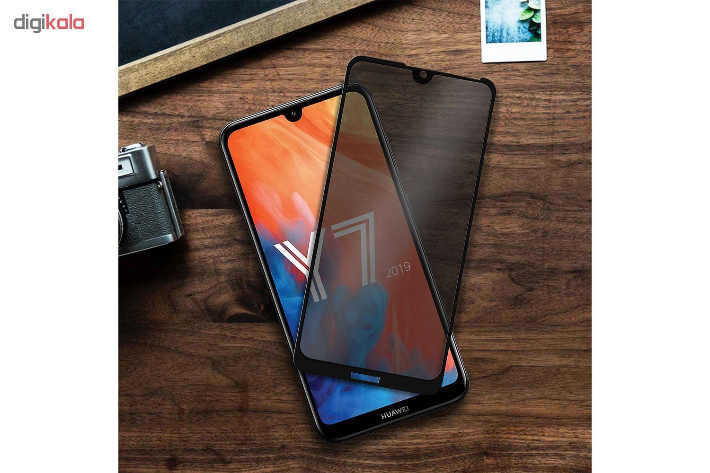محافظ صفحه نمایش حریم شخصی مدل GLASTR مناسب برای گوشی موبایل هوآوی Y7 2019/Y7 Prime 2019 main 1 3