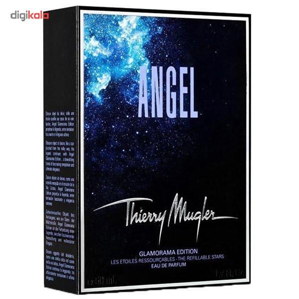 ادو پرفیوم زنانه تیری ماگلر مدل Angel Glamorama حجم 50 میلی لیتر