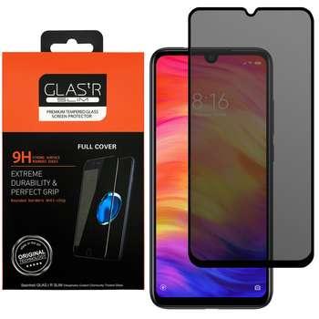 محافظ صفحه نمایش حریم شخصی مدل GLASTR مناسب برای گوشی موبایل شیائومی Redmi Note 7/Note 7 Pro
