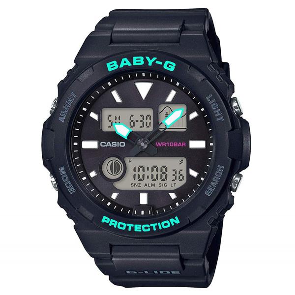 ساعت مچی عقربه ای زنانه کاسیو مدل  BAX-100-1ADR