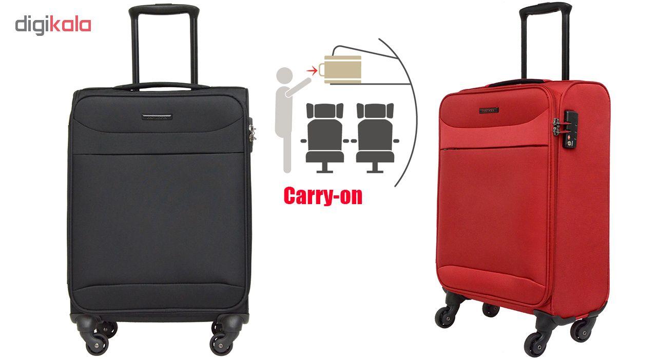 مجموعه سه عددی چمدان فانتانا مدل FA 700391