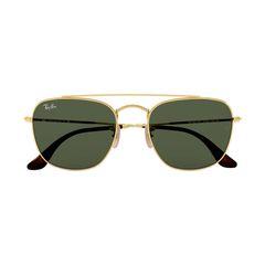 عینک آفتابی ری بن مدل 3557-1-54