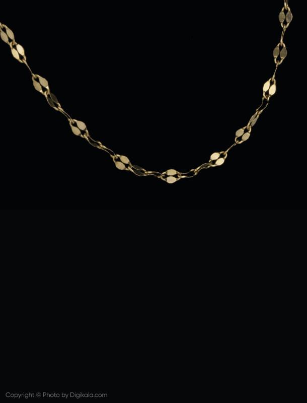 زنجیر طلا 18 عیار زنانه مایا ماهک مدل MM0979