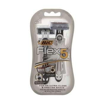 خود تراش بیک مدل Flex 5 بسته 2 عددی