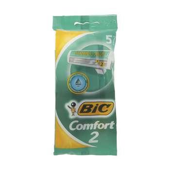 خودتراش بیک مدل Comfort بسته 5 عددی