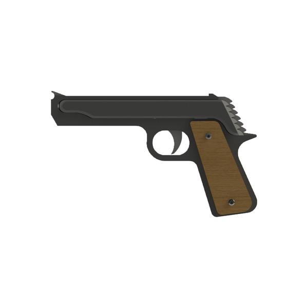 تفنگ بازی کد 01