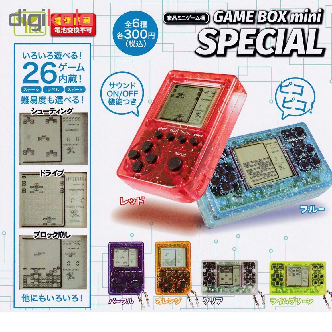 کنسول بازی قابل حمل گیم باکس مدل LR44