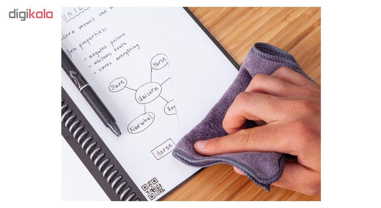دفتر یادداشت راکت بوک مدل Everlast Letter main 1 11