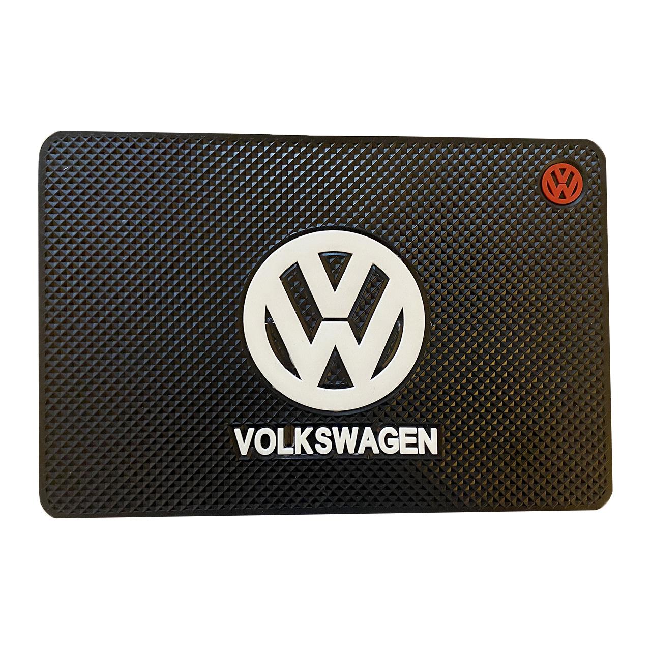 پد نگهدارنده اشیاء داخل خودرو طرح VOLKSWAGEN  مدل VW05