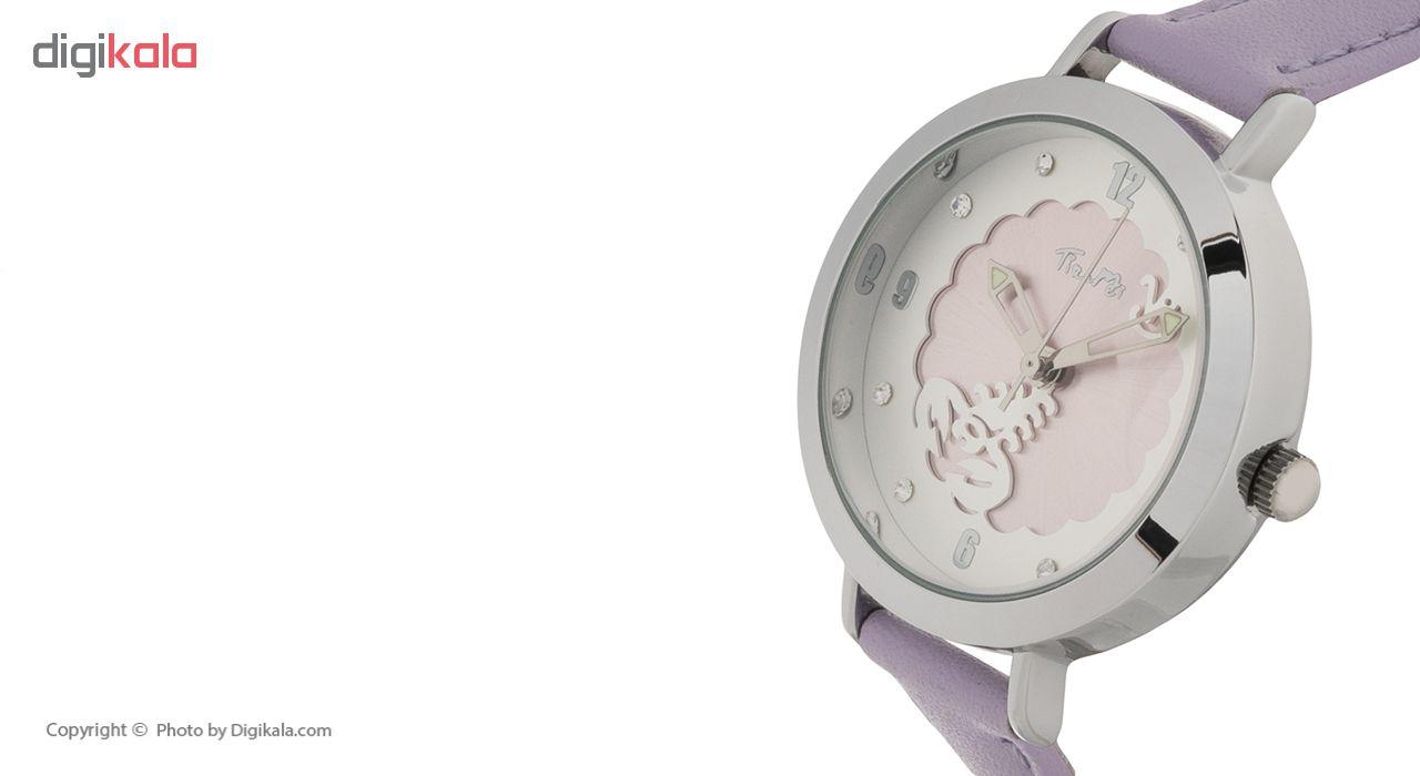 ساعت مچی عقربه ای دخترانه مدل TM-078-6