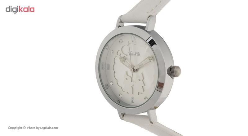 ساعت مچی عقربه ای دخترانه مدل TM-078-5