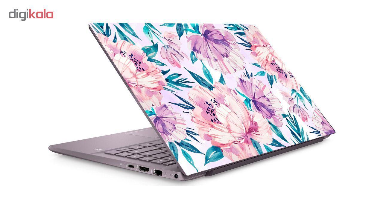 استیکر لپ تاپ صالسو آرت مدل 5002 hk به همراه برچسب حروف فارسی کیبورد main 1 1