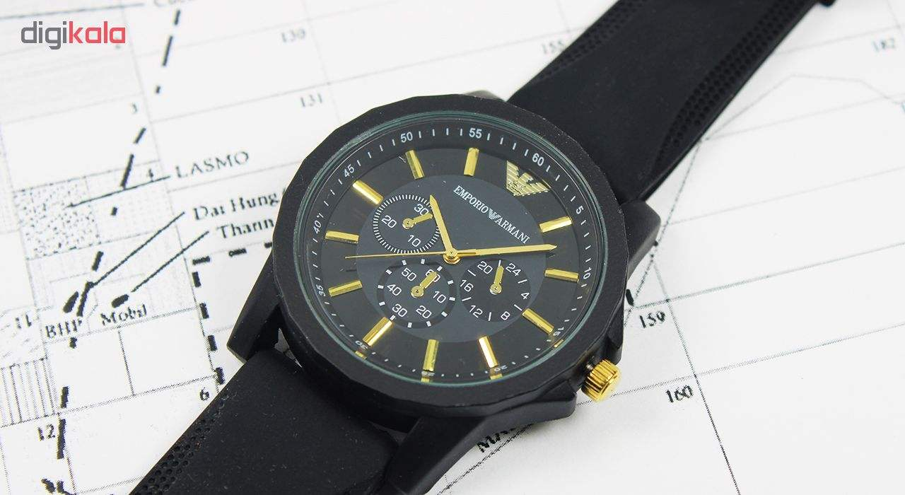 ساعت مچی عقربه ای مردانه مدل Arm-01