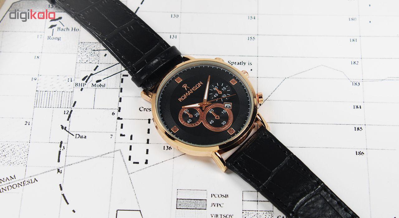ساعت مچی عقربه ای مدل GIV-001