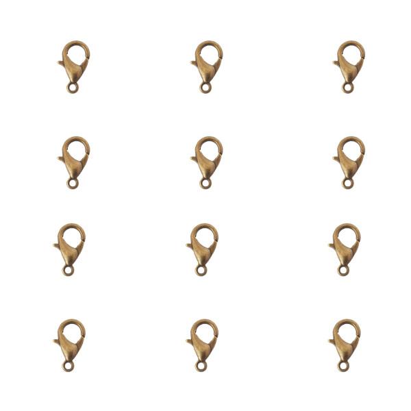 قفل طوطی کد P12 بسته 12 عددی