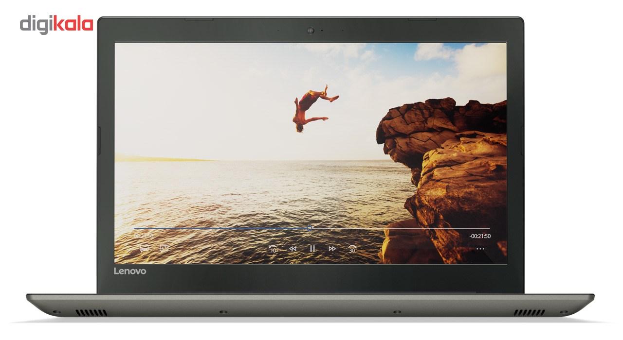 لپ تاپ 15 اینچی لنوو مدل Ideapad 520 - G