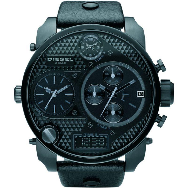 کد تخفیف                                      ساعت مچی عقربه ای مردانه دیزل کد DZ7193