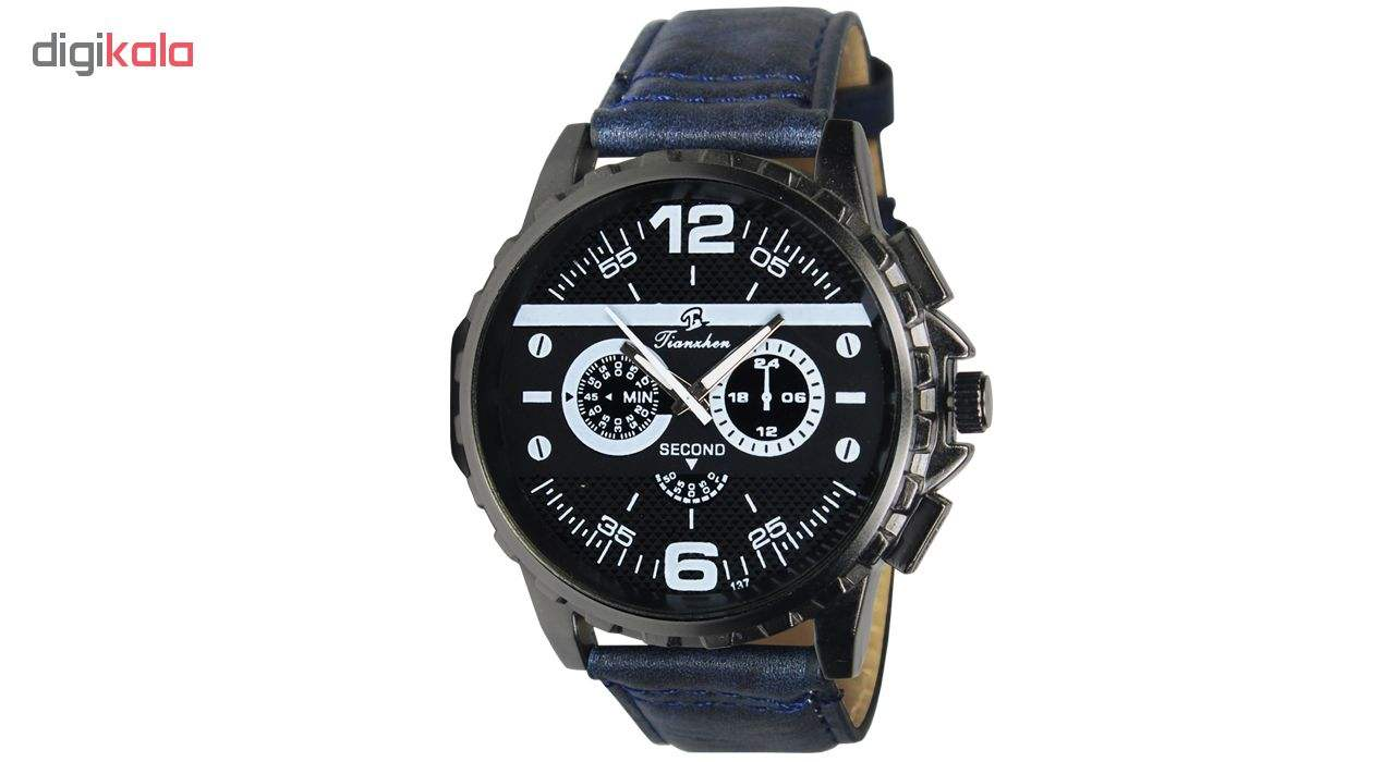 ساعت مچی مردانه فیانچن کد F01