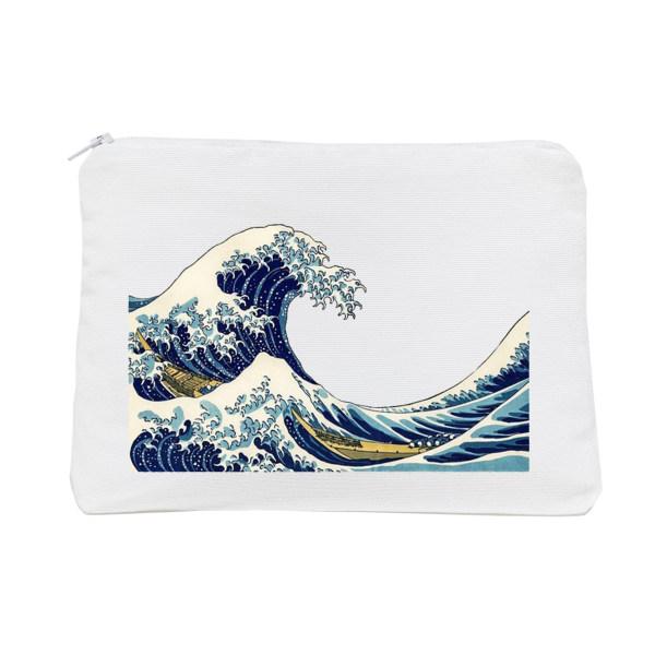 جامدادی طرح موج عظیم کد J0134
