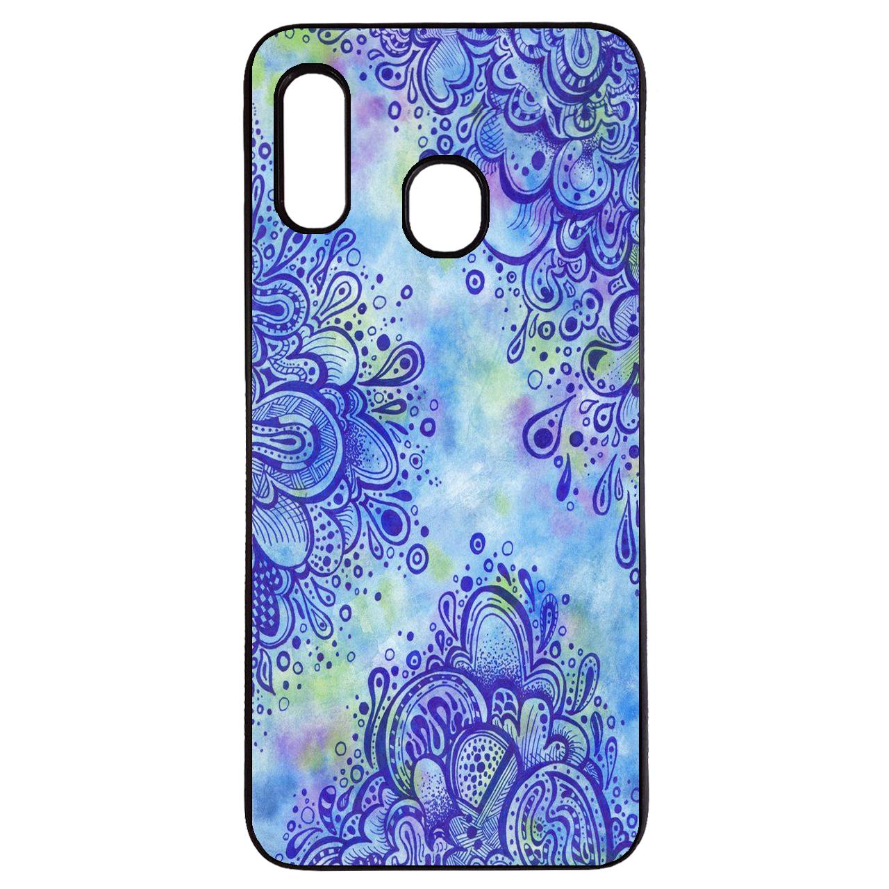 کاور طرح سنتی کد 43211 مناسب برای گوشی موبایل سامسونگ galaxy m30