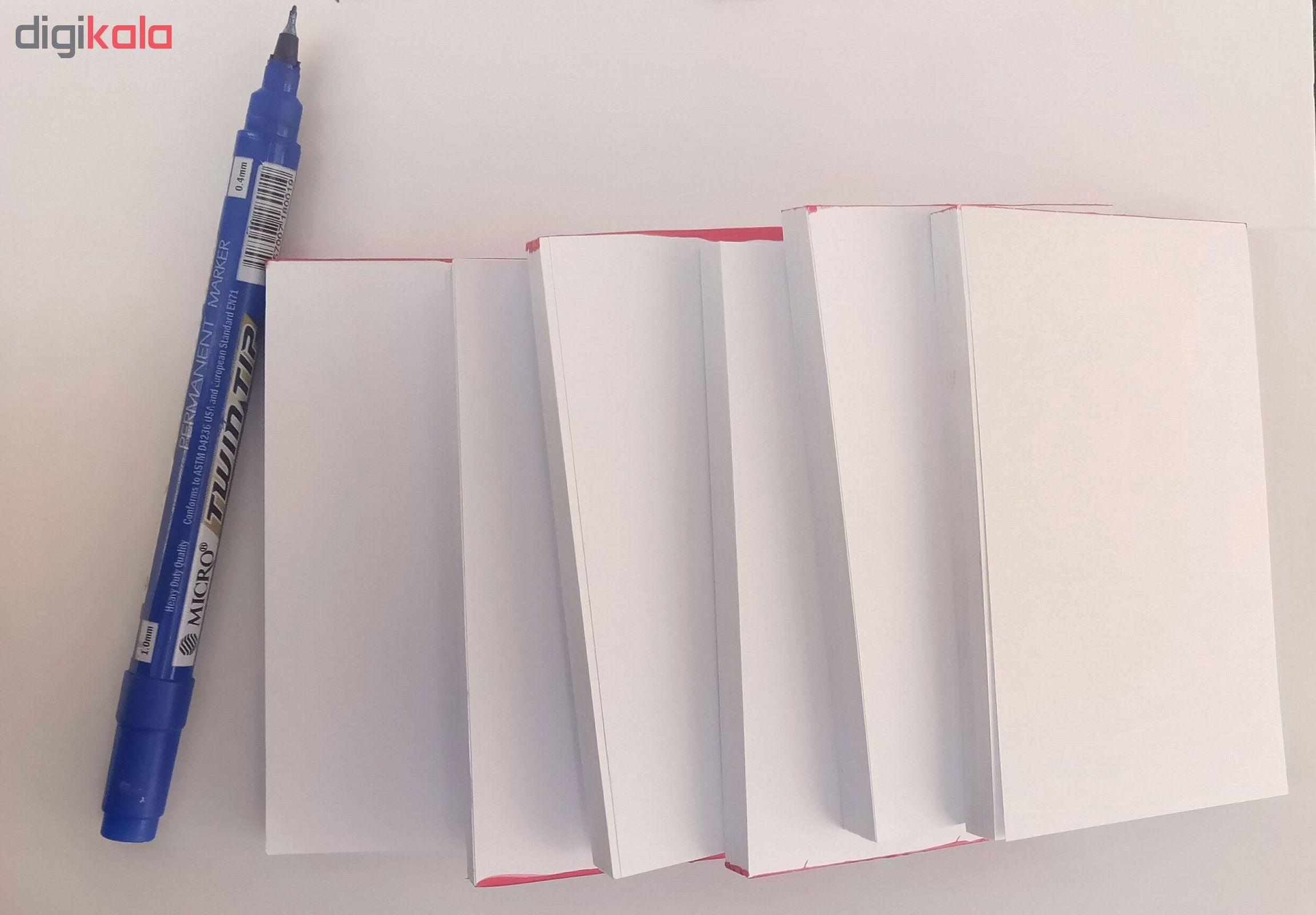 کاغذ یادداشت گوهران مدل 6.10 بسته 6 عددی main 1 1