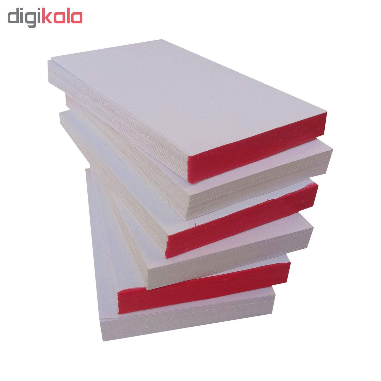 کاغذ یادداشت گوهران مدل 6.10 بسته 6 عددی main 1 2