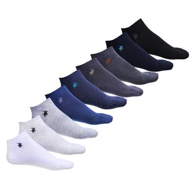تصویر جوراب مردانه پاهاش مدل 9COL4020 مجموعه 9 عددی