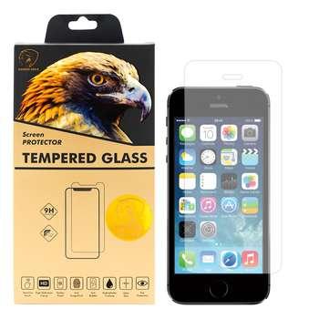 محافظ صفحه نمایش گلدن ایگل مدل GLC-X1 مناسب برای گوشی موبایل اپل iPhone SE