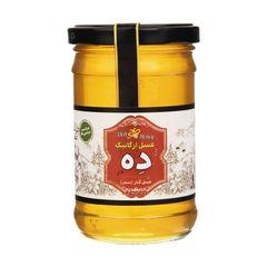عسل ارگانیک کنار ده در - 360 گرم