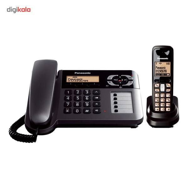 تلفن بی سیم پاناسونیک مدل KX-TG6461 main 1 1