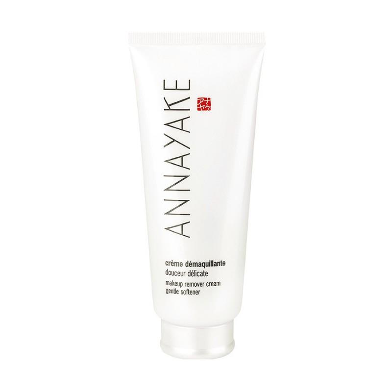 کرم پاک کننده آرایش صورت آنایاکه مدل gentle softener حجم 100 میلی لیتر