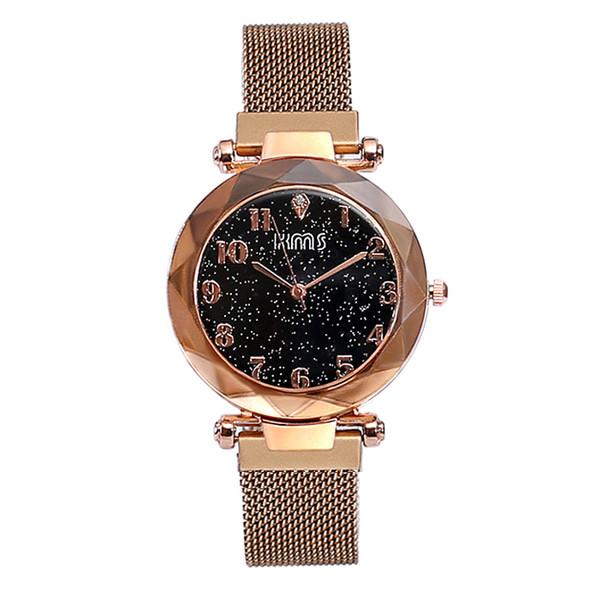 ساعت مچی عقربه ای زنانه کی ام اس مدل K 910 - RZ-ME