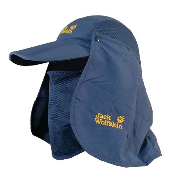 کلاه کوهنوردی جک ولف اسکین مدل سه تکه کد02 سایز L/XL