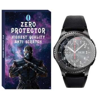 محافظ صفحه نمایش زیرو مدل SDZ-01 مناسب برای ساعت هوشمند سامسونگ Gear S3
